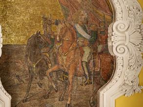 Image of Michael Kutuzov at Komsomolskay