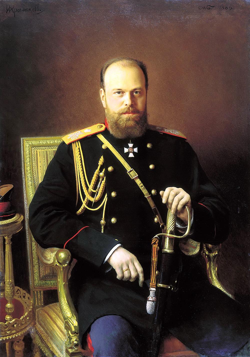 Alexander III of Russia Image