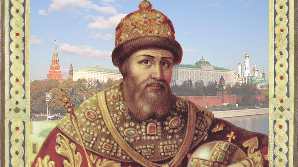 Ivan III of Russia Image