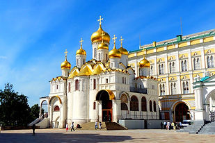 Annunciation Cathedral of Moscow Kremlin