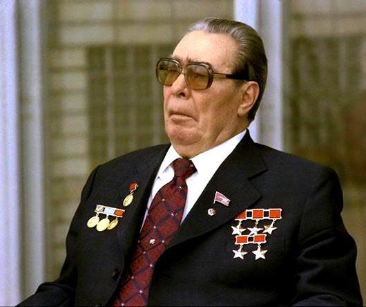 Leonid Brezhnev Image