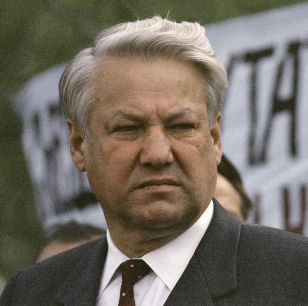 Boris Yeltsin Image