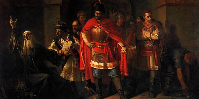 Patriarch Hermogenes refuses to sign Pol