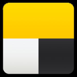 Yandex Taxi App Logo