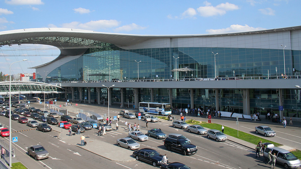 Sheremetyevo International Airport, Terminal D