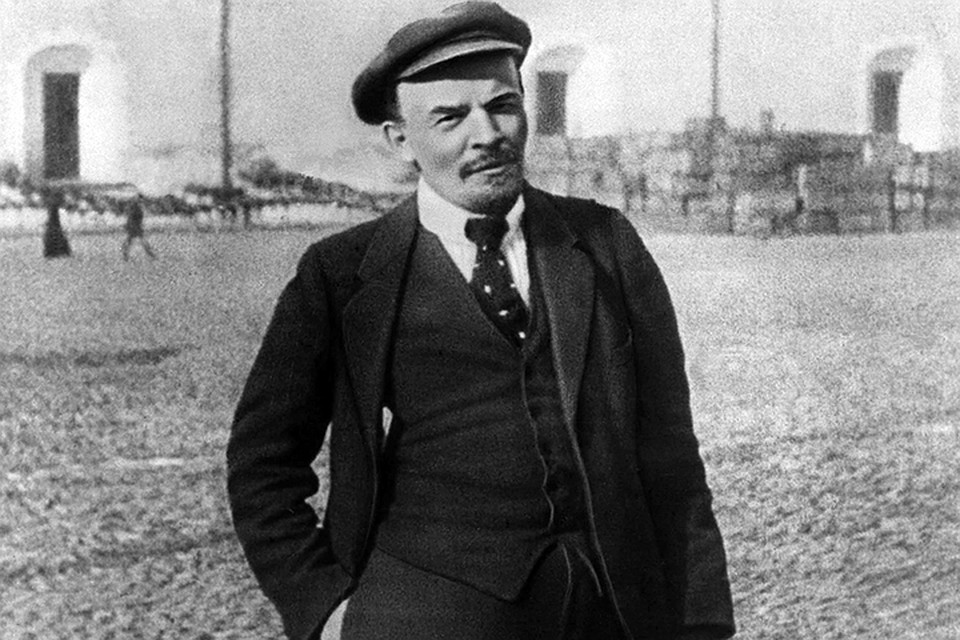 Vladimir Lenin Image