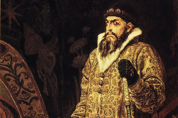 Ivan IV The Terrible of Russia Image