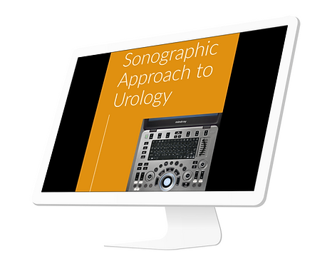 Sonographic Approach to Urology 1& 2