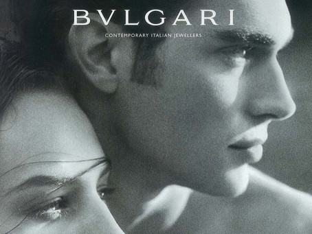 BVLGARI | EAU PARFUMEE AU THE BLANC | SUMMER 2004