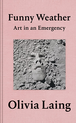 Funny Weather : Art in an Emergency by Olivia Laing