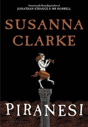 COMING SOON: Piranesi by Susanna Clarke