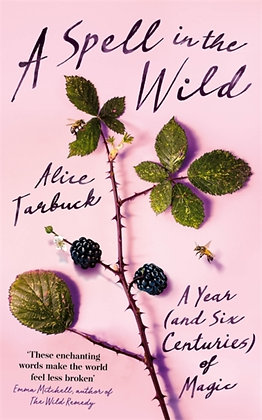 A Spell in the Wild : A Year (and six centuries) of Magic by Alice Tarbuck