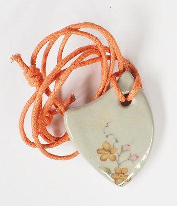 Virginia Graham ceramic pendant