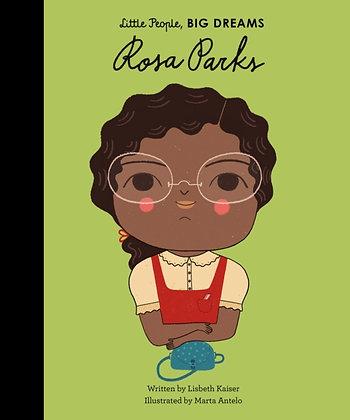 Rosa Parks : 7 by Lisbeth Kaiser