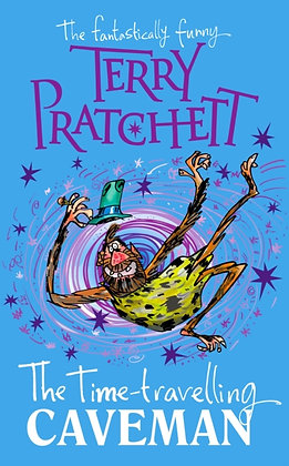 The Time-travelling Caveman by Terry Pratchett