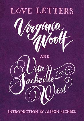 Love Letters: Vita and Virginia by Vita Sackville-West,Virginia Woolf