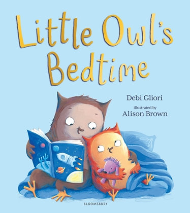 Little Owl's Bedtime by Debi Gliori