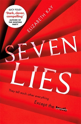Seven Lies by Elizabeth Kay