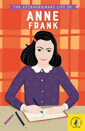 Anne Frank by Kate Scott