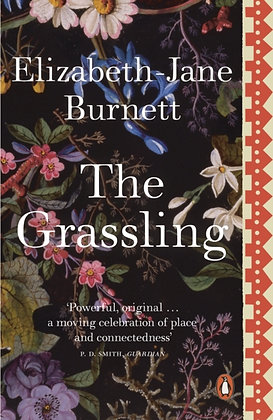 The Grassling by Elizabeth-Jane Burnett