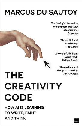 The Creativity Code  by Marcus du Sautés