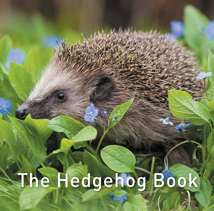 The Hedgehog Book by Hugh Warwick