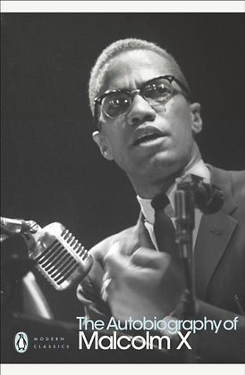 The Autobiography of Malcolm X by Alex Haley,Malcolm X,Paul Gilroy