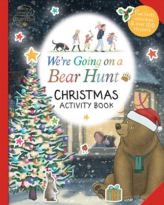 We're Going on a Bear Hunt: Christmas Activity Book by Walker Productions Ltd