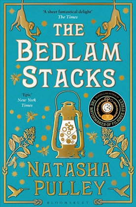 Image for The Bedlam Stacks by Natasha Pulley