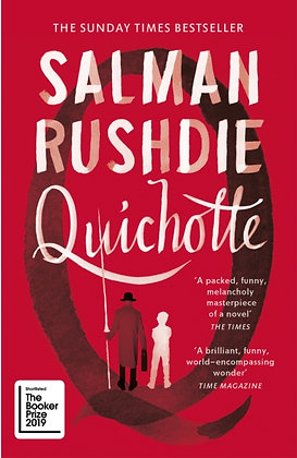 Quichotte by Salman Rushdie