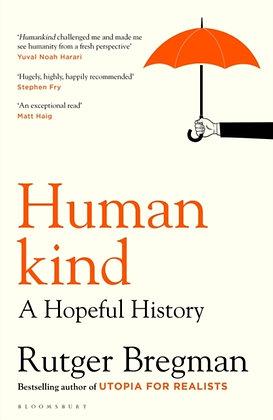 Humankind : A Hopeful History by Rutger Bregman