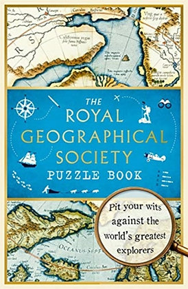 The Royal Geographical Society Puzzle Book by NathanJoyce