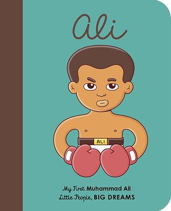 Muhammad Ali : My First Muhammad Ali : 22 by Maria Isabel Sanchez Vegara