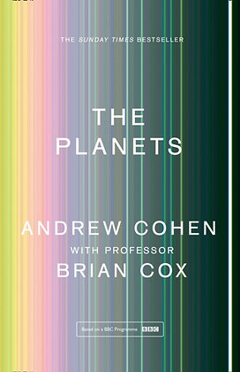 The Planets by Brian Cox , Andrew Cohen