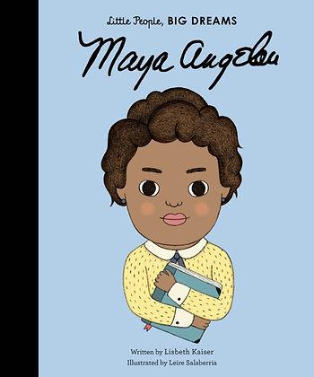 Maya Angelou : 4 by Lisbeth Kaiser