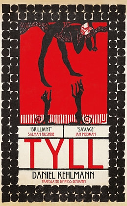 Tyll : Shortlisted for the International Booker Prize 2020 by Daniel Kehlmann