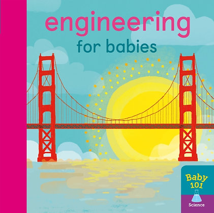 Engineering for Babies by Jonathan Litton