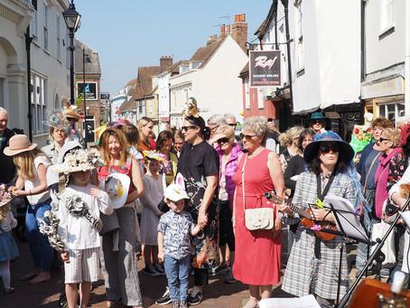 Faversham Hat Festival - A History