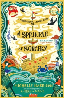 A Sprinkle of Sorcery by Michelle Harrison