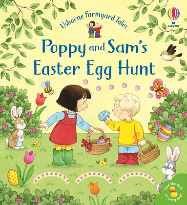 Poppy and Sam's Easter Egg Hunt by Sam Taplin