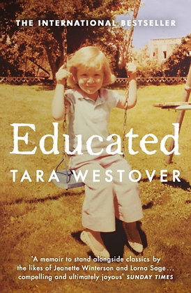 Educated :  memoir by Tara Westover