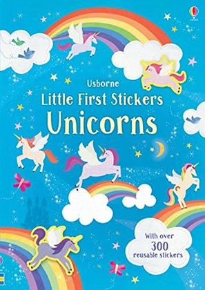 Little First Stickers Unicorns by Hannah Watson