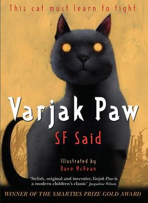 Varjak Paw by S.F. Said