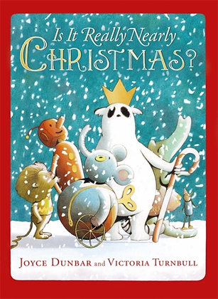 An enchanting Christmas picture book about the magic and anticipation of Christm