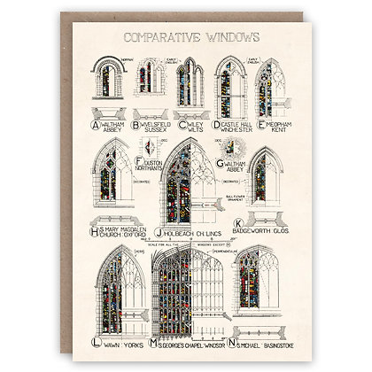 Greetings Cards - Comparative Windows