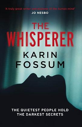 The Whisperer by Karin Fossum