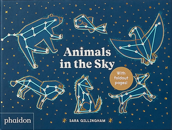 Animals in the Sky by Sara Gilligham