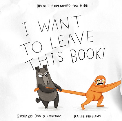 I Want To Leave This Book! by Richard David Lawman