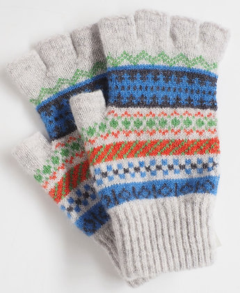 Fingerless gloves - 100% Lambs Wool