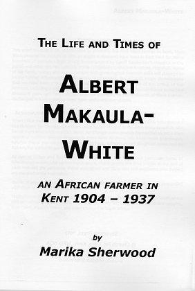 Albert Makaula-White by Marika Sherwood